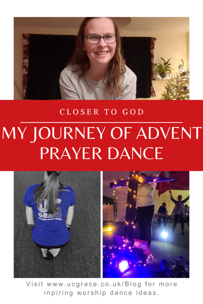 Pinterest picture of advent prayer dance pictures.