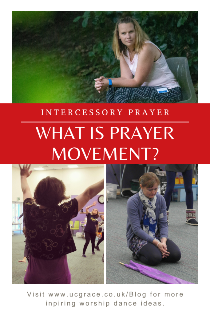 A picture for pinterest about What is prayer movement?
